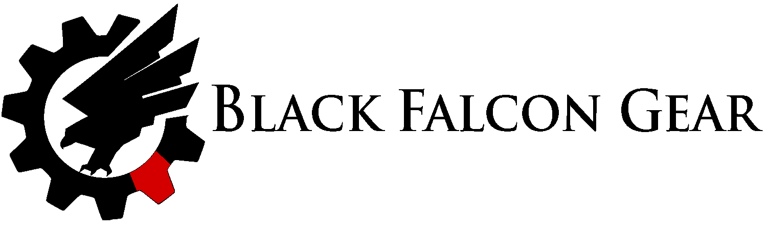 Black Falcon Gear Title
